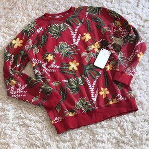 Vans Hawaiian Von Doren Sweatshirt
